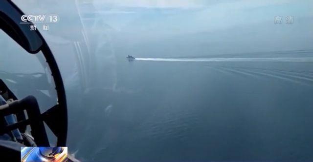 俄海军航空兵:收到入侵舰船坐标后7分钟抵达其周边